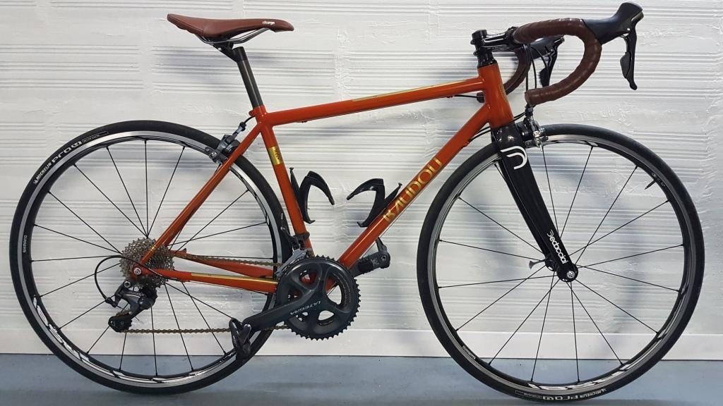 Vélo de course BAUDOU Bikes
