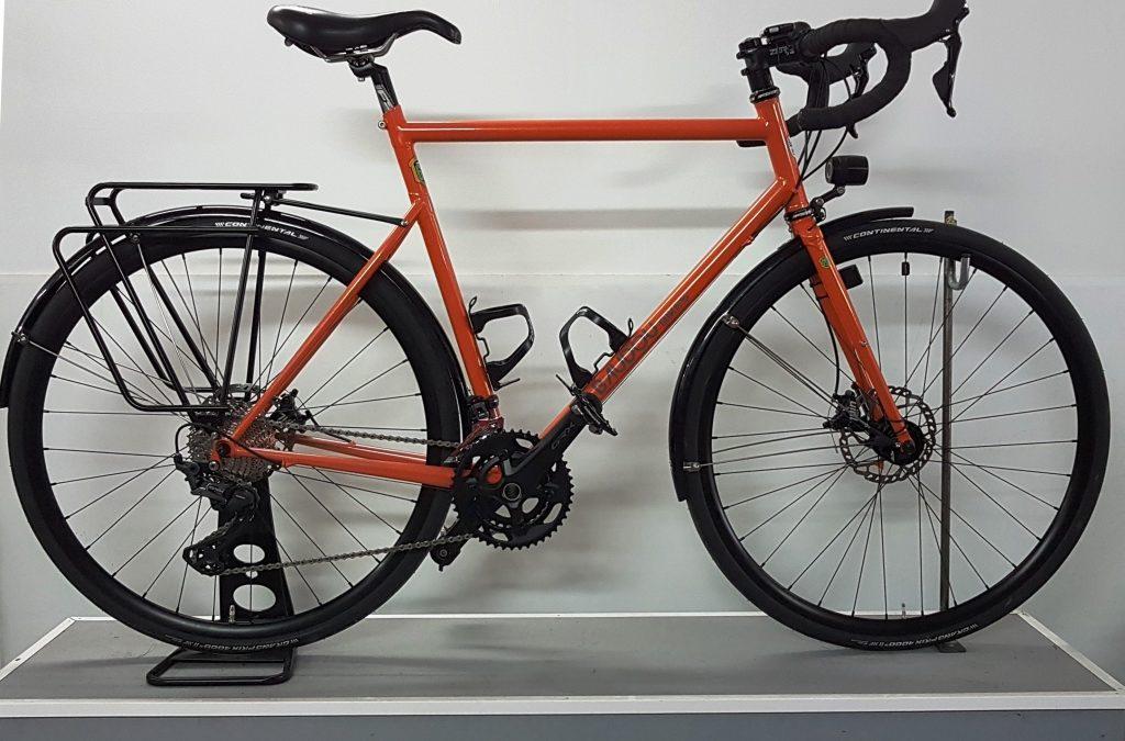 Le vélo de Christopher