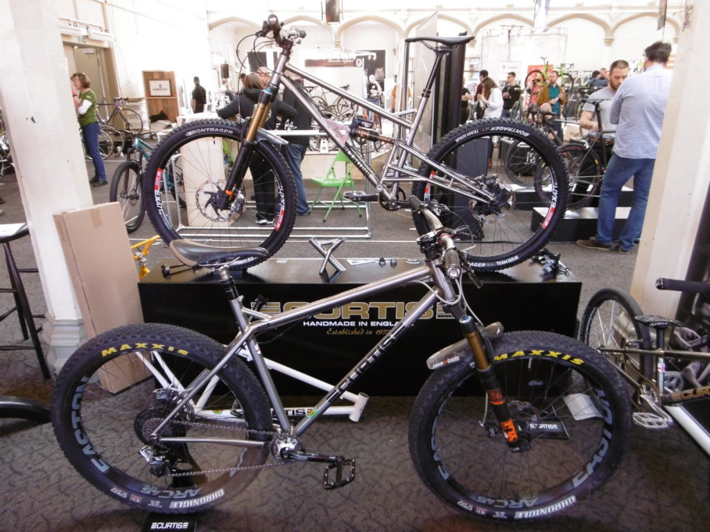 Curtis bikes