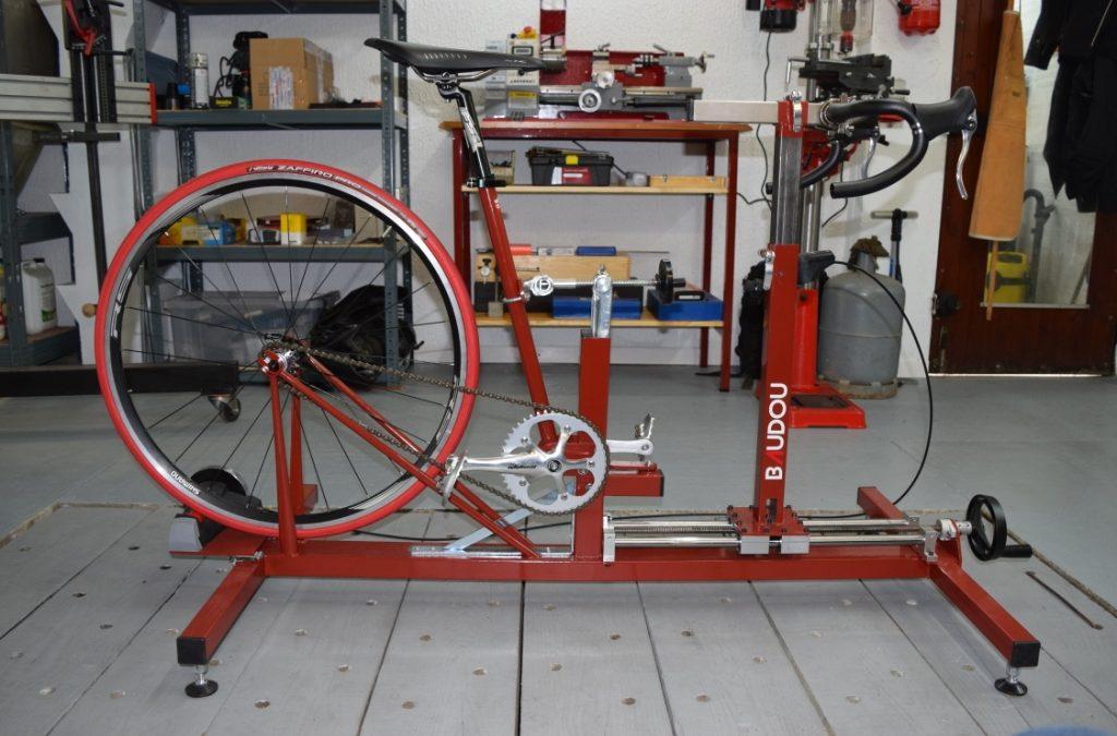 Le vélo d'étude posturale