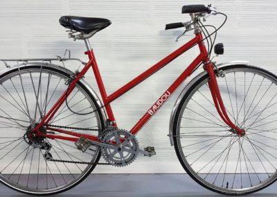 La bici urbana Vintage de Romy