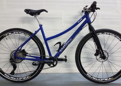 La bici versatil de Helena