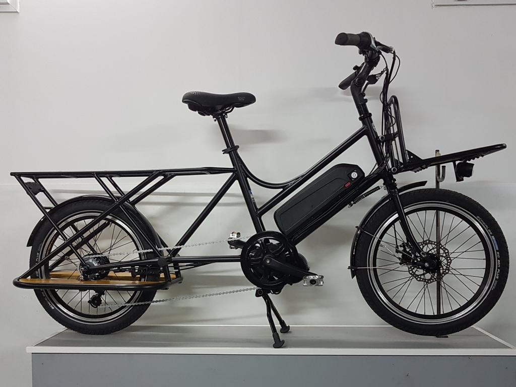 Mini_cargo_bike_vélo_BAUDOU_Bikes_painted_1