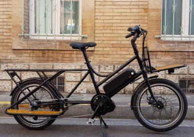 Mini Vélo Cargo