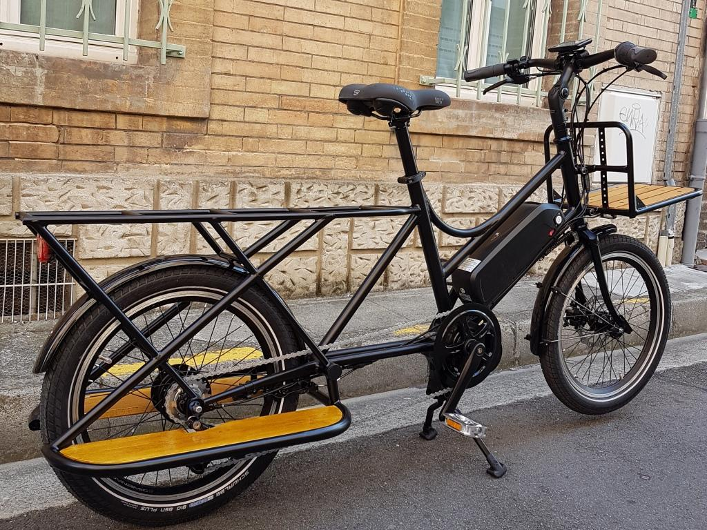 Mini_cargo_bike_vélo_BAUDOU_Bikes_painted_13
