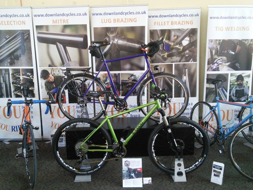 Stand BAUDOU Bikes 1