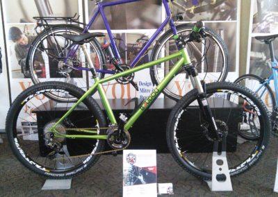 Stand BAUDOU Bikes Bespoked 2017