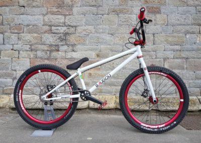 24″ street trials BMX
