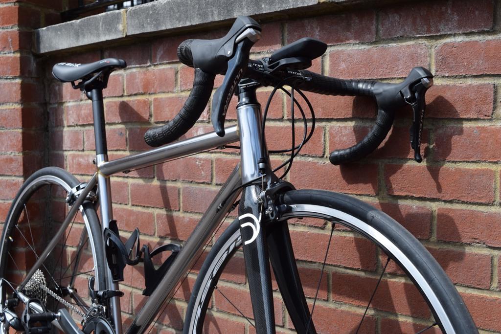 Vélo de course BAUDOU Bikes iso